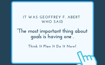 Top 10 Tips For Achieving Your Goals.