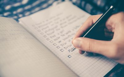 Project Manager Team Checklist